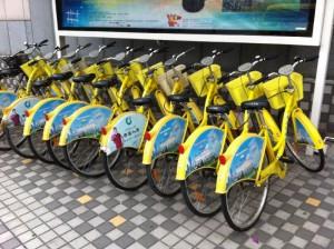廣州的公共單車