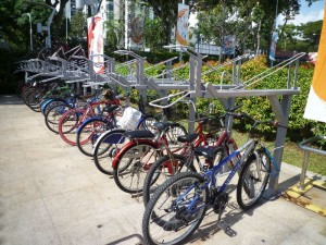 單車泊位(星加坡)